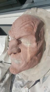 Green Goblin project sculpt